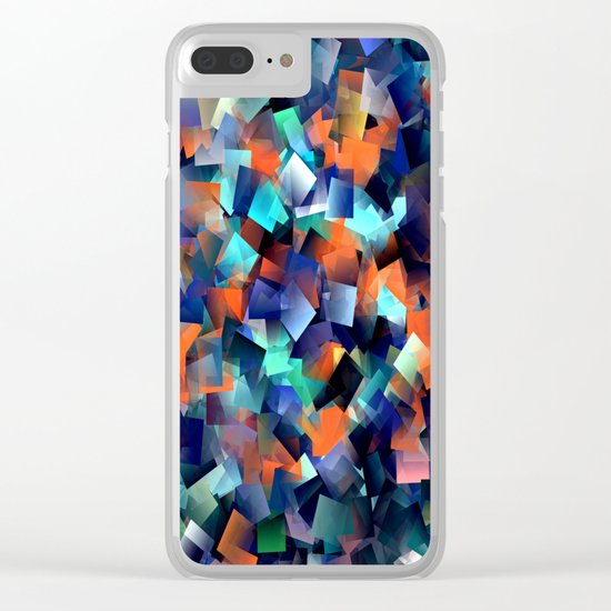 Night Time moments... Clear iPhone Case