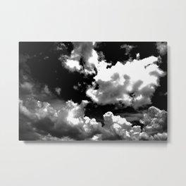 Marina Barrage 25 Metal Print