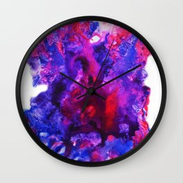 Electric Ink Wall Clock