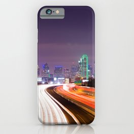 The Road to Dallas iPhone Case