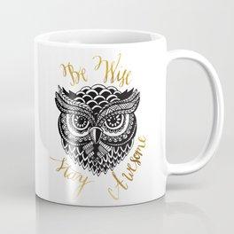 Owlsome Coffee Mug