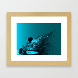 Gasper Framed Art Print