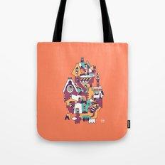 Farrier's Cabin Tote Bag