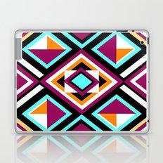 Quilt Pattern Laptop & iPad Skin