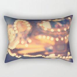 The Carousel Bar - New Orleans Rectangular Pillow