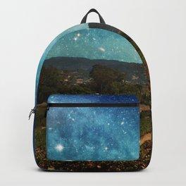 Starlit Vineyard II Backpack