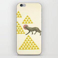 Mountain Wolf iPhone & iPod Skin