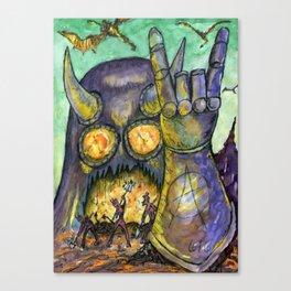 Layer 616 Canvas Print