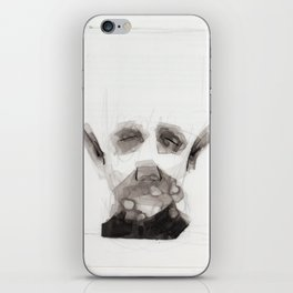 Portrait Abstraction iPhone Skin