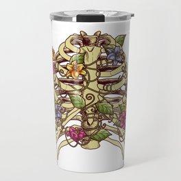Rib Bloom Travel Mug