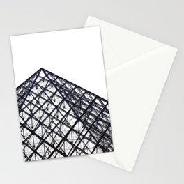 The Louve Stationery Cards