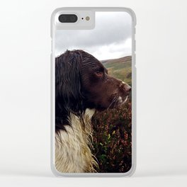 Walter Clear iPhone Case