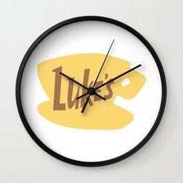 Gilmore Girls Wall Clock