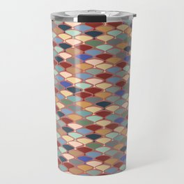 Retro Orchard Travel Mug