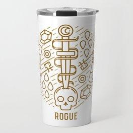 Rogue Emblem Travel Mug