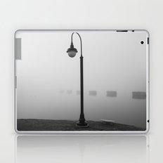 Light pole Laptop & iPad Skin