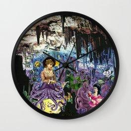 LIFE UNDERGROUND Wall Clock