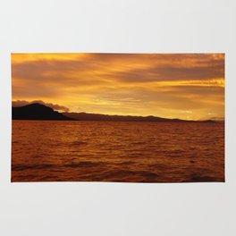 Lost in the Fiji Sun Rug