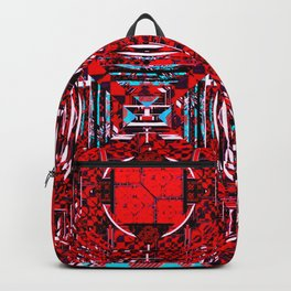 Bow Tie 12 Backpack