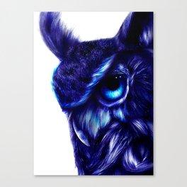 Crazy Owl By LegacyArt86 Canvas Print