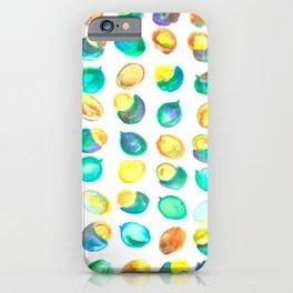 Guinep Sweet Tropical Kiwi Fruit iPhone Case