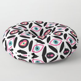 I see you Floor Pillow
