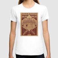 dalek T-shirts featuring Dalek propaganda by Buby87