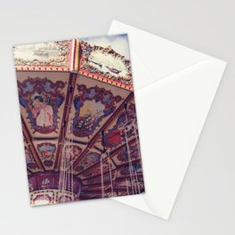 Merry - Go - Round Stationery Cards