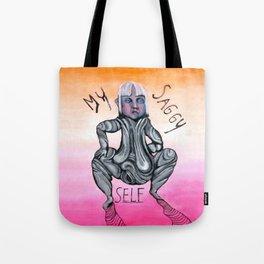My Saggy Self Tote Bag