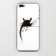Zen Totoro iPhone & iPod Skin