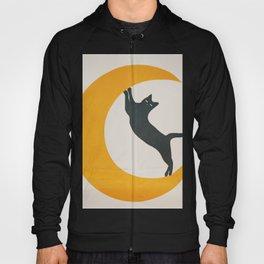 Moon and Cat Hoody