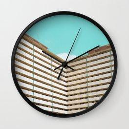 HDB 3 Wall Clock
