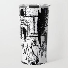 The Walk Travel Mug