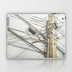 Electric pole Laptop & iPad Skin