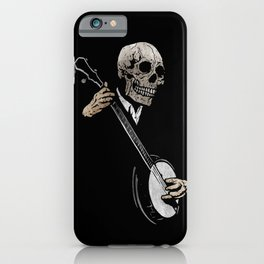 Skullboys' Banjo Blues iPhone Case