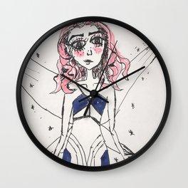 Trixie Wall Clock