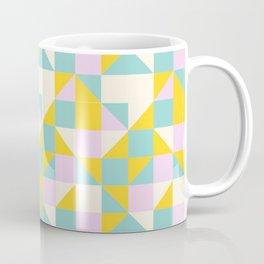 triangular geometric shape Coffee Mug