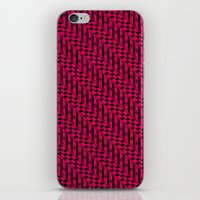 the strokes iPhone & iPod Skins featuring Strokes by Susan Marie