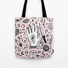 Alchemy (rose) Tote Bag