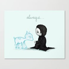 Always... Canvas Print