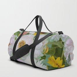 Peonies Duffle Bag