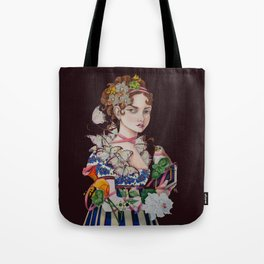 The Ardent Protagonist Tote Bag