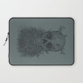 The Lumbermancer (Grey) Laptop Sleeve