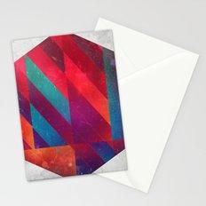 9 hyx Stationery Cards