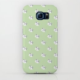 Derp Cat in Green iPhone Case