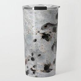 Stone is a hole Travel Mug