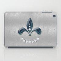 diamonds iPad Cases featuring Diamonds by nicky2342