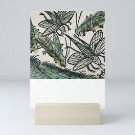 Locusts Mini Art Print