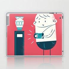 :::Museum photo::: Laptop & iPad Skin