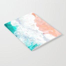 Beach Illustration Notebook